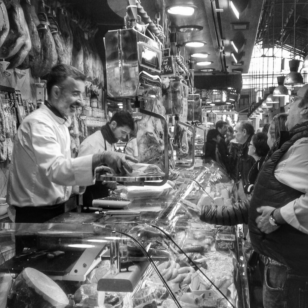 #24hourproject 13-25 boqueria