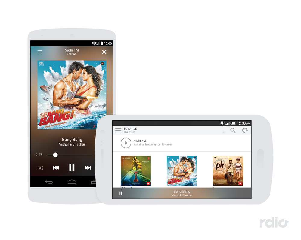 rdio-for-android